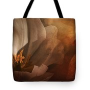 Autumn Flower Tote Bag