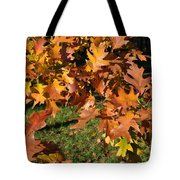 Autumn Fragrance Tote Bag