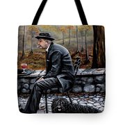 Autumn Friends Tote Bag
