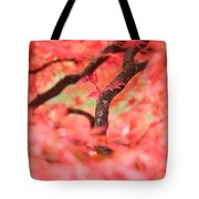 Autumn From Within Tote Bag