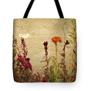 Autumn Garden Tote Bag