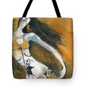 Autumn Golds Tote Bag
