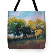 Autumn Grove Tote Bag