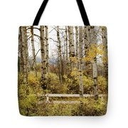 Autumn Grove Tote Bag