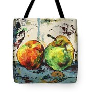 Autumn Harmony Tote Bag
