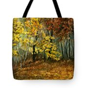 Autumn Hollow II Tote Bag
