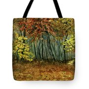 Autumn Hollow Tote Bag