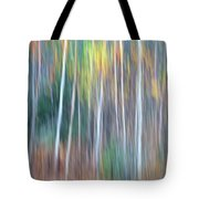 Autumn Impression Tote Bag