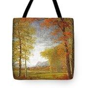 Autumn In America Tote Bag