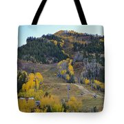 Autumn In Aspen Tote Bag