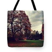 Autumn In Cambridge  Tote Bag