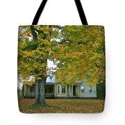Autumn In Franklin Tote Bag