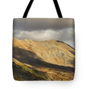 Autumn In French Alps - 5 Tote Bag