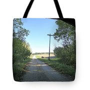 Autumn In Indiana Tote Bag