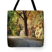 Autumn In Michigan Tote Bag