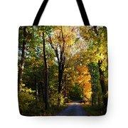 Autumn In Missouri Tote Bag