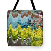 Autumn In Native America Tote Bag