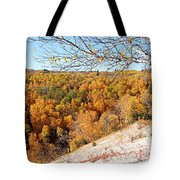 Autumn In Riding Mtn National Park Tote Bag