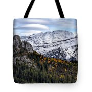 Autumn In Switzerland Tote Bag