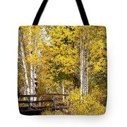 Autumn In Teton National Park Tote Bag