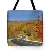 Autumn In The Hockley Valley Tote Bag