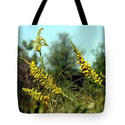 Autumn In The Wind Tote Bag