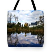Autumn Is Colorful Tote Bag