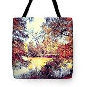 Autumn Island Tote Bag