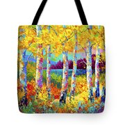 Autumn Jewels Tote Bag