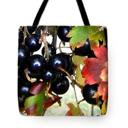 Autumn Jostaberries Tote Bag