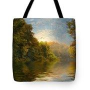 Autumn Kissed Tote Bag