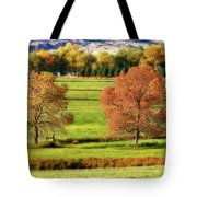 Autumn Landscape Dream Tote Bag