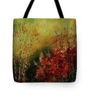 Autumn Lanfscape Tote Bag