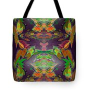 Autumn Leaf Delight Tote Bag