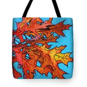 Autumn Leaves 14 Tote Bag