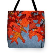 Autumn Leaves 19 Tote Bag