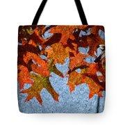 Autumn Leaves 20 Tote Bag