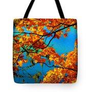 Autumn Leaves 7 Tote Bag