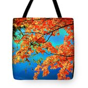 Autumn Leaves 8 Tote Bag