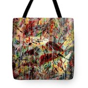 Autumn Leaves Tote Bag