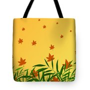 Autumn Love Tote Bag