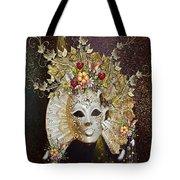Autumn Mask Tote Bag