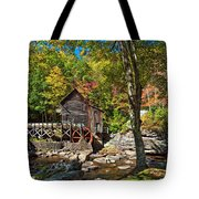 Autumn Mill 2 Tote Bag