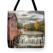 Autumn Mill Tote Bag