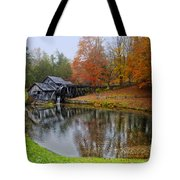 Autumn Mill Tote Bag