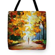 Autumn Mood Tote Bag