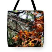 Autumn Moss Tote Bag