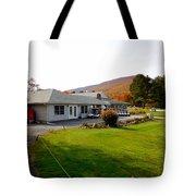 Autumn Mountain Golf Course 6 Tote Bag