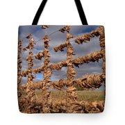 Autumn Net Tote Bag