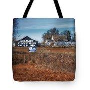 Autumn On A Rural Farm Tote Bag